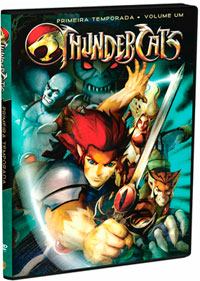 Thundercats  on Dvd  Warner Lan  A Vers  O Cl  Ssica De Thundercats No Brasil